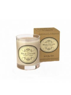 "Classic Luxury Candle Нейчарели Европен - Роскошная ароматическая свеча ""Молоко"""