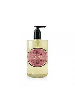 """Classic Luxury Hand Wash Rose Petal Нейчарели Европен - Роскошное жидкое мыло c изысканным ароматом """"Лепестки роз"""""""