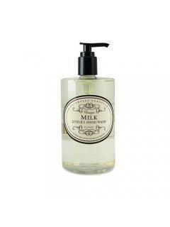 """Classic Luxury Hand Wash Milk Нейчарели Европен - Роскошное жидкое мыло c изысканным ароматом """"Молоко"""""""