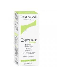 Noreva Laboratoires Exfoliac Nc - Гель для локального применения для коди склонной к акне