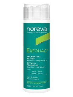 Exfoliac Gel Moussant - Очищающий гель