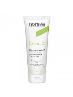 Noreva Laboratoires Exfoliac Purifying Scrub - Скраб-эксфолиак