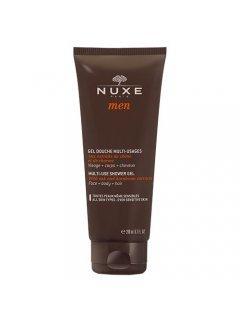 Multi-Use Shower Gel Нюкс Мэн - Очищающий гель