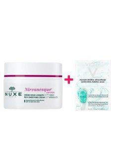 Nirvanesque Rich Smoothing Cream Нюкс Нирванеск - Крем для сухой кожи