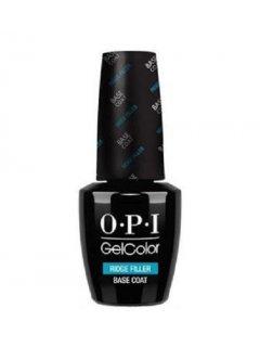 Gelcolor Ridge Filler Base Coat  Опи - Выравнивающее базовое покрытие для ногтей