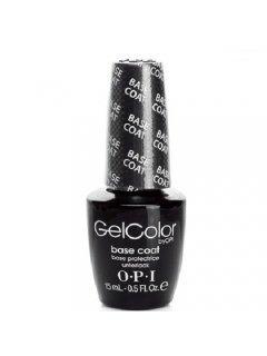 Gelcolor System Base Coat Опи - Базовое покрытие для натуральных ногтей