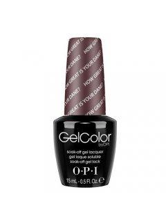 Gelcolor Nordic Опи Гельколор Нордик - Гель-лак для ногтей, 15 мл