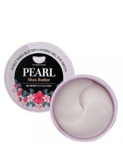 Pearl & Shea Butter Eye Patch Коэльф Перл Энд Ши Баттер Ай Патч - Гидрогелевые патчи для глаз с жемчугом и маслом ши