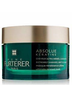 Absolute Keratin Ultimate Renewal Mask Rene Furterer Абсолют Кератин - Восстанавливающая маска для волос