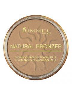Rimmel Natural Bronzer Powder - Бронзирующая пудра для лица
