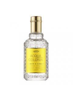 4711 Acqua Colonia Lemon & Ginger Аква Колония - Одеколон Лимон и Имбирь