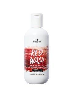 Bold Color Washes Red Шварцкопф Болд Колор Вош - Оттеночный шампунь Красный