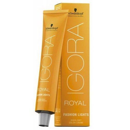 Igora Royal Fashion Light Color Creme Игора Роял - Перманентный краситель для мелирования, 60мл