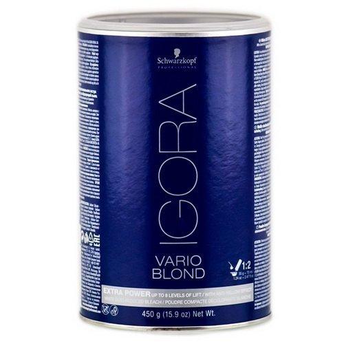 Igora Vario Blond Extra Power Игора Варио - Беспылевой порошок, осветление до 8 тонов