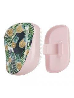 Tangle Teezer Compact Styler Palms & Pineapples  - Расчёска для волос компактная