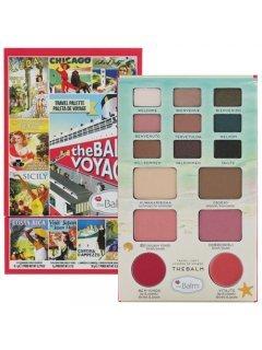 Balm Voyage Vol.2 Face Palette Зе Балм Балм Вояж Фэйс Палетт - Палетка для макияжа, 21,1 г
