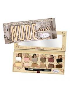 Nude'Tude Palette Naughty Packaging Зе Балм Нюд Тюд - Палетка теней, 11 г