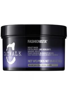 Fashionista Violet Mask Тиджи Фешиониста - Маска для светлых и мелированных волос