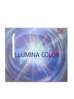Wella Illumina - Фарбкарта
