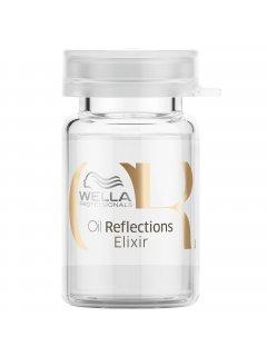 Oil Reflections Luminous Magnifying Elixir Велла Оил Рефлекшнс - Эликсир для интенсивного блеска и разглаживания волос
