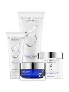 Zein Obagi ZO Skin Health Complexion Clearing Program - Набор для ухода за кожей с акне