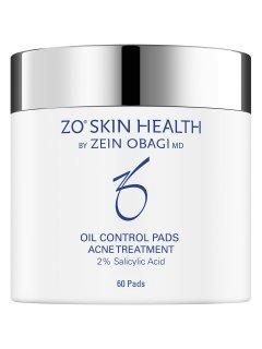 Zein Obagi ZO Skin Health Oil Control Pads - Салфетки для контроля жирности кожи лица усиленного действия