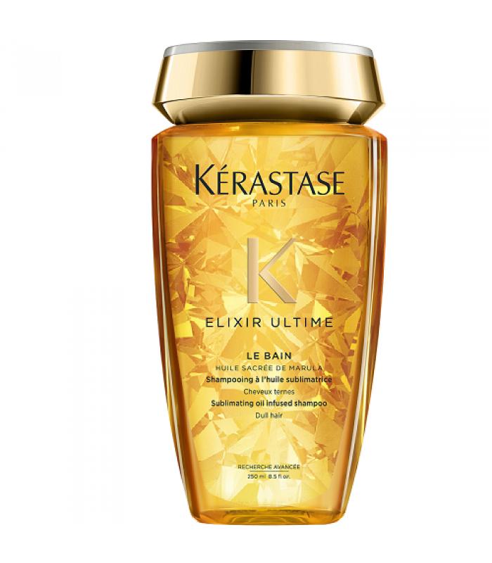 Kerastase Elixir Ultime Le Bain - Шампунь для тусклых волос