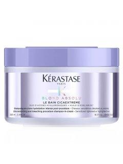Kérastase Blond Absolu Le Bain Cicaextreme - Кремовидный шампунь с гиалуроновой кислотой для осветленных волос