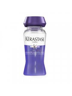 Kérastase Blond Absolu ultra-violet Concentre - Уходовый концентрат для нейтрализации желтизны осветленных волос