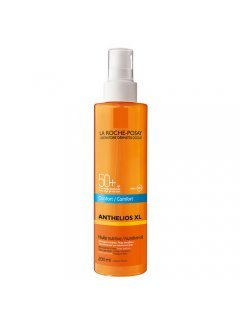 La Roche-Posay Anthelios XL Масло SPF 50+ - Солнцезащитное cредство для лица и тела, живительная текстура