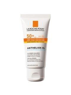 Anthelios XL SPF 50+ Anti-Brillos Cream  Антгелиос XL - Матирующий солнцезащитный крем для кожи лица SPF50+