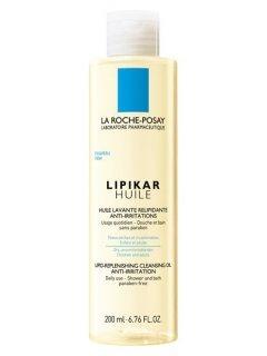 Lipikar Huile Lavante Oil Ля Рош-Позе Липикар Масло -  Липидовосполняющее смягчающее масло для ванной и душа для любого возраста