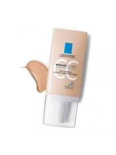 Rosaliac CC Cream Роззалиак Ля Рош-Позе СС Крем - Средство комплексного действия, для кожи склонной к покраснениям
