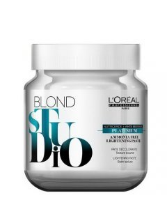 Blond Studio Platinium Лореаль Блонд Студио - Обесцвечивающая паста без аммиака