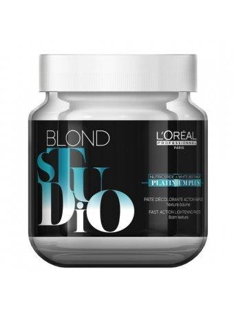 L'Oreal Blond Studio Platinium Plus Лореаль Блонд Студио - Обесцвечивающая паста