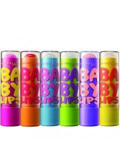 Baby Lips Lip Balm - Оттеночный бальзам для губ, 4.4г