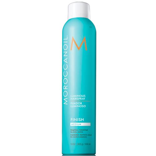 Moroccanoil Luminous Hairspray Medium Hold - Сияющий лак для волос средней фиксации