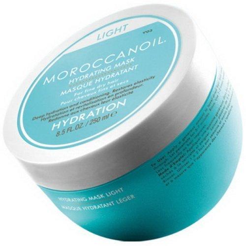 Moroccanoil Weightless Hydrating Mask - Легкая увлажняющая маска для сухих, тонких волос