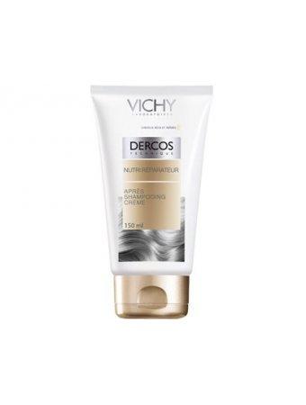 Dercos Nutri Reparateur Apres Shampooing Виши Деркос - Питательно-восстанавливающий бальзам для сухих и поврежденных волос