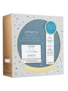 Liftactiv Gift Set Виши Лифтактив - Набор средств для коррекции морщин