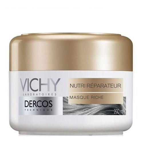 Dercos Nutri Repairer Masque Виши Деркос - Маска для сухих и поврежденных волос