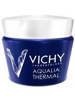 Aqualia Thermal Night Spa Виши Аквалия Термаль Найт Спа - Ночной крем-гель для глубого увлажнения кожи